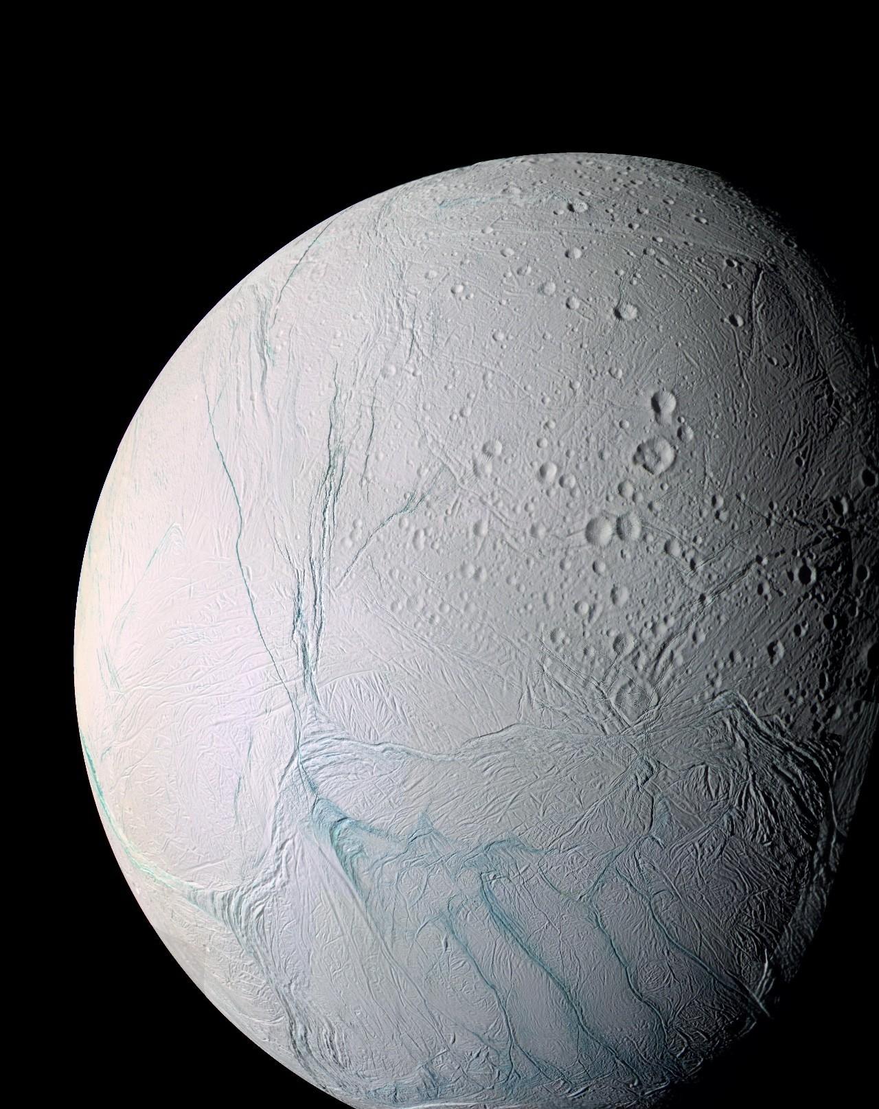 惊人发现:土星第一卫星可能真的有生命-第1张图片-IT新视野