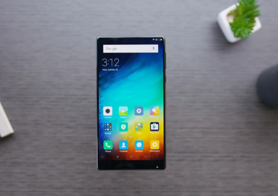 """小米手机""""全面屏手机""""二代,MIX2演变成那样,谁会不关注呢?"""