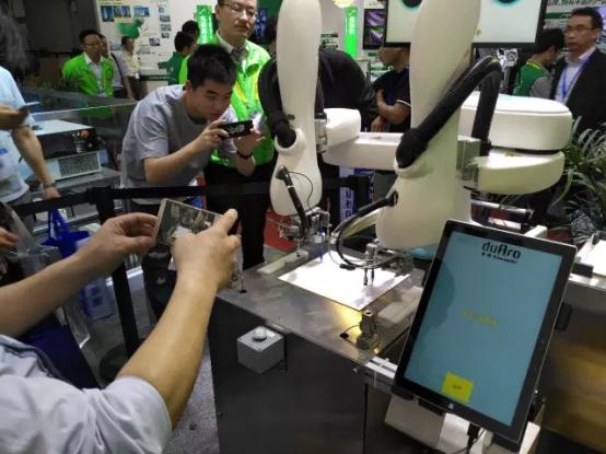 深圳机械展四天看遍世界工厂智能化转型