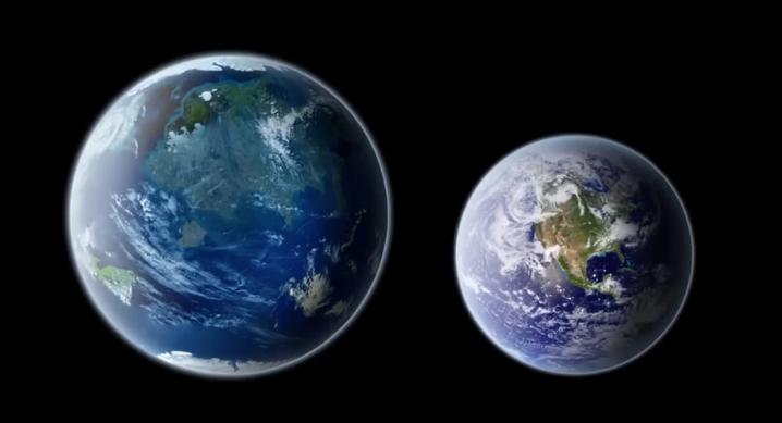 研究发现:类地行星比预测的要多得多-第3张图片-IT新视野