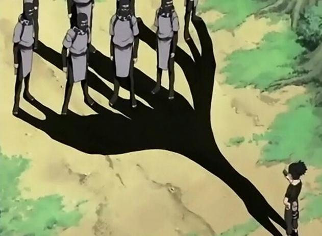 火影忍者无解级别的束缚术,即便是大筒木辉夜短时间也无法挣脱!