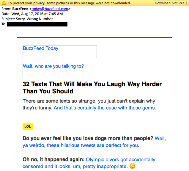 15个最值得关注的金牌邮件营销案例