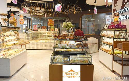 蛋糕店创业心得,创业人加分享开蛋糕店加盟经验