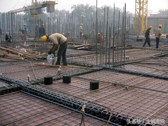 图解建筑工程施工流程及各阶段施工要点