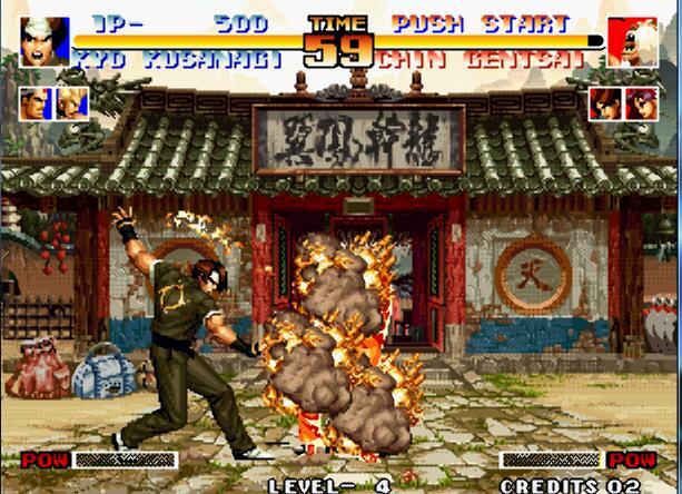 《拳皇》经历了大蛇篇,音巢篇,遥彼篇,你最爱哪篇章节的主角?