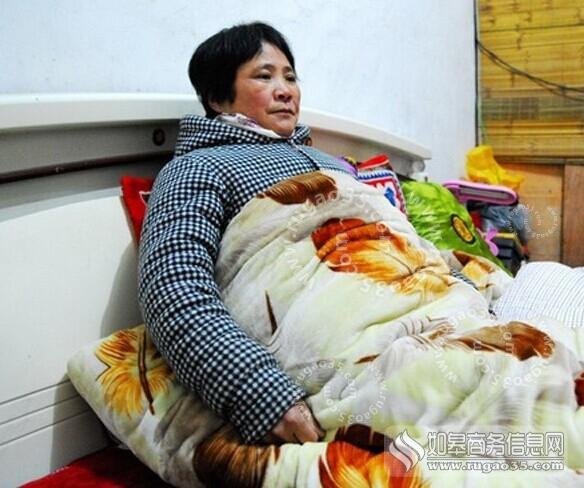 河南一农妇肾被偷割 多年寻找至今仍无果