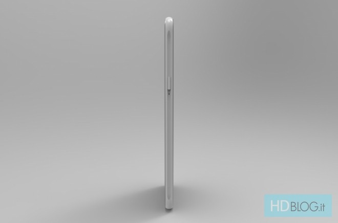 是不是太像iPhone 6? 三星S6全新宣图