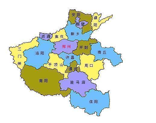 河南省一个县,人口超80万,名字是开国皇帝所赐!