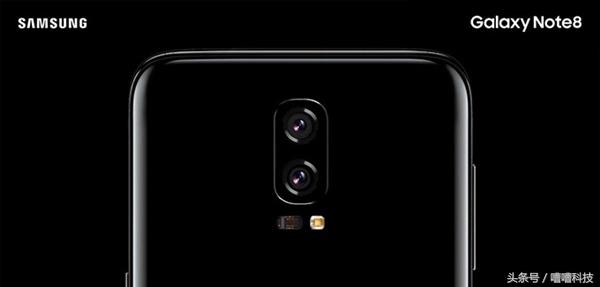 6.3英寸极大显示屏,三星Note8确定,将配用双摄像头