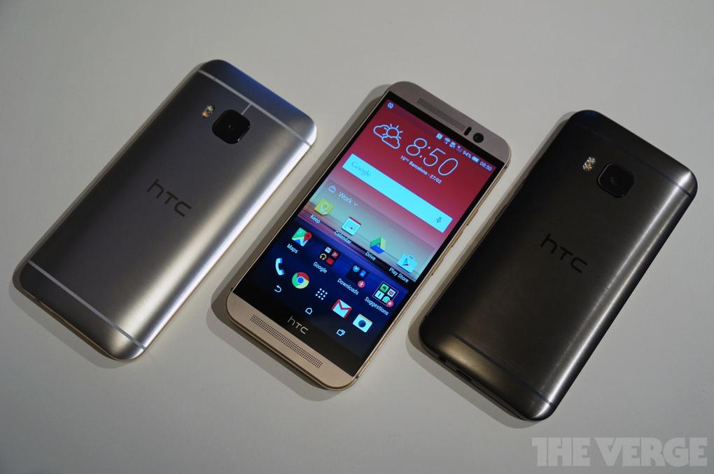 价钱成唯一伏笔:HTC One M9 宣布公布