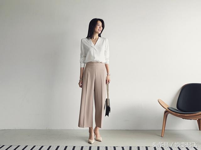 女性职业装搭配:学会这些小技巧 你也可以成为办公室的职业装美女