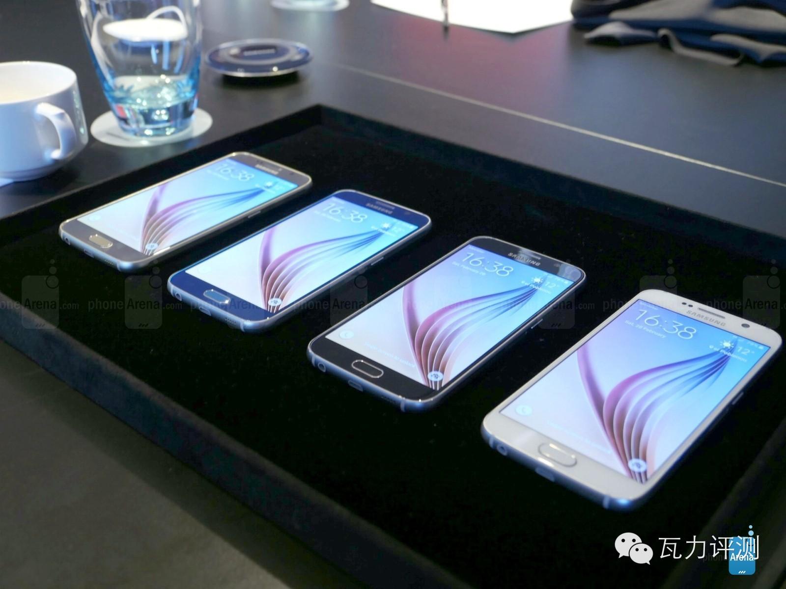 三星 Galaxy S6 震撼公布 还真更改了许多