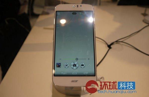 宏碁Acer宣布公布Liquid Jade Z新手机
