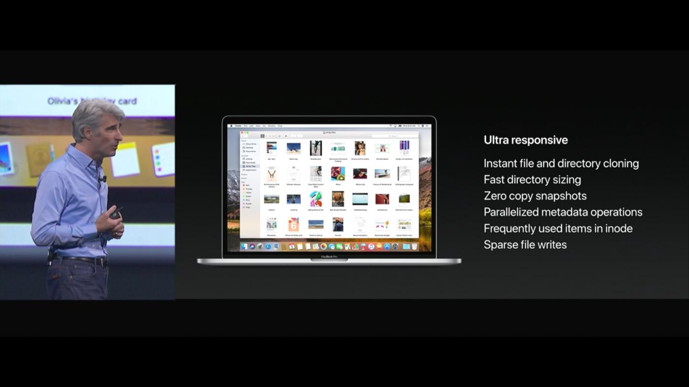 iPhone为iOS产生了哪些重特大更改?2017 WWDC开发人员交流会