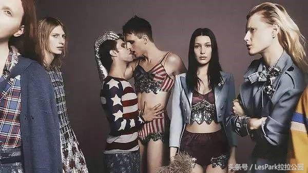整个时尚圈都在撑同志