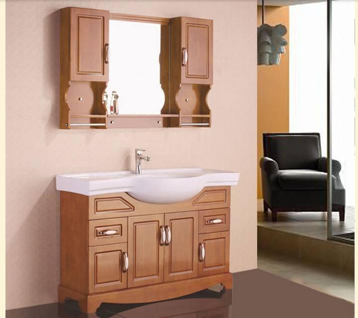 買浴室柜之前,先了解了解橡木浴室柜優缺點吧