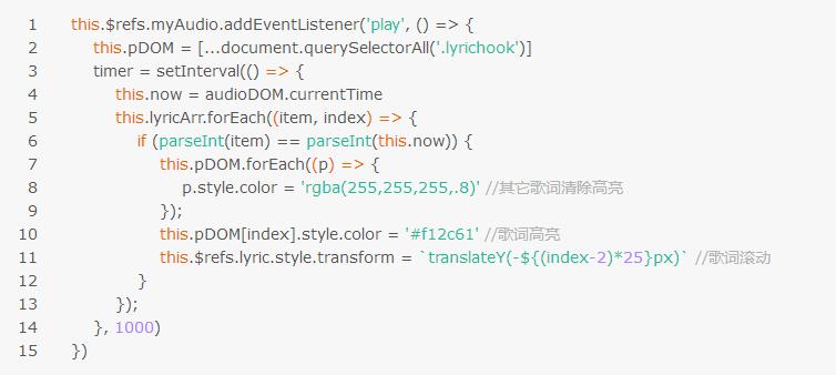 HTML5+js开发自己的音乐播放器,千万粉丝围观!