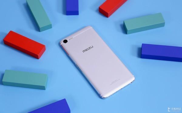 魅藍E2風靡1000元檔 有長相有特性有快速充電