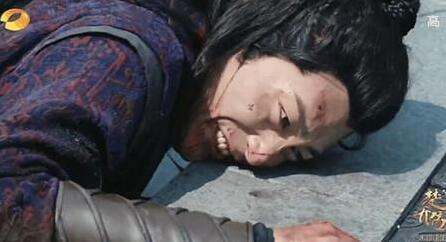 《楚乔传》里窦骁九幽台上看哭了多少观众,不得不说演技真的很棒