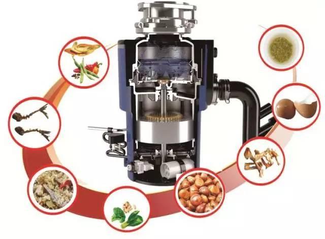 杰美垃圾处理器掀起新的一轮厨房革命