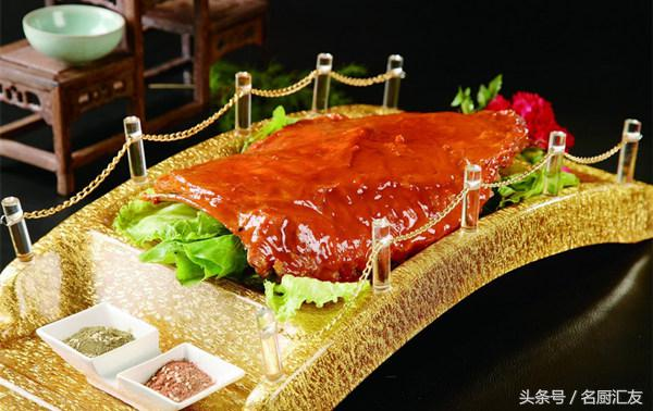 山东各大饭店必备的鲁菜 鲁菜菜谱 第3张