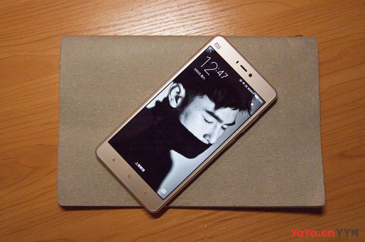 精致得不像小米,小米手机 4S 开箱