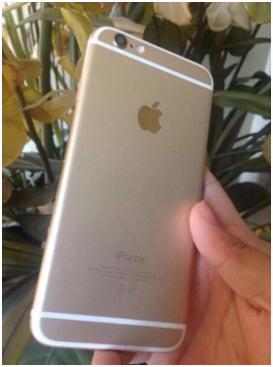 iPhone在印尼推最新款金黄iPhone 6 市场价约2800元