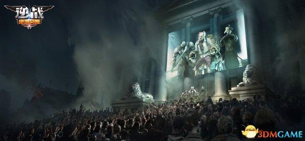 《逆战:绝地突围》封测结束 突破性品质大受好评