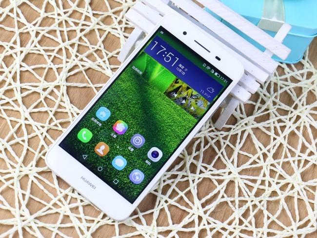 狂送Huawei/华为公司 华为畅享5S智能化电池电量大 天猫商城仅售918元
