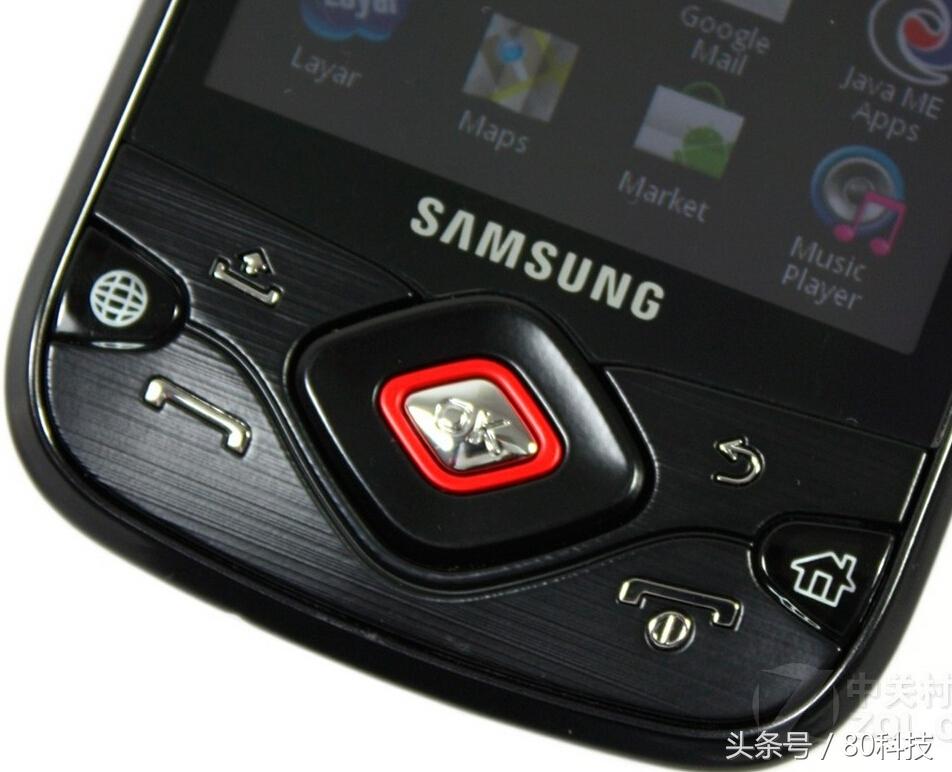 經典回望:三星第一台安卓机那么丑,跟S8比如同整容手术前