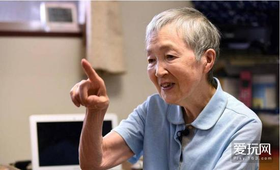 日本八旬老妇自学编程 自研推出老年人手游