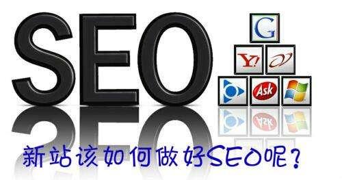 关于新站SEO优化问题收集和整理