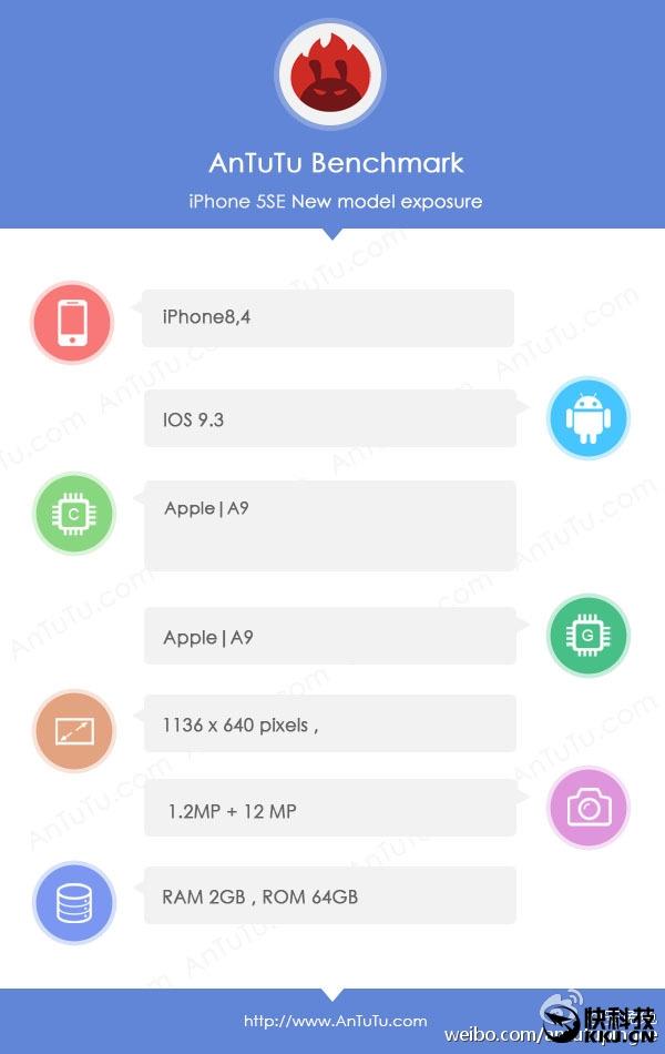 确定2GB运行内存!iPhone SE抢鲜检测:特性凶悍