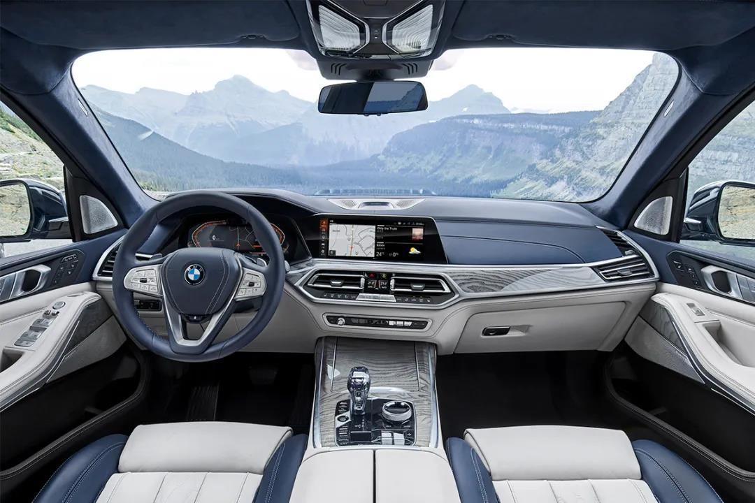 「创新|生态可持续」BMW X7 面面俱到,比所见更深刻