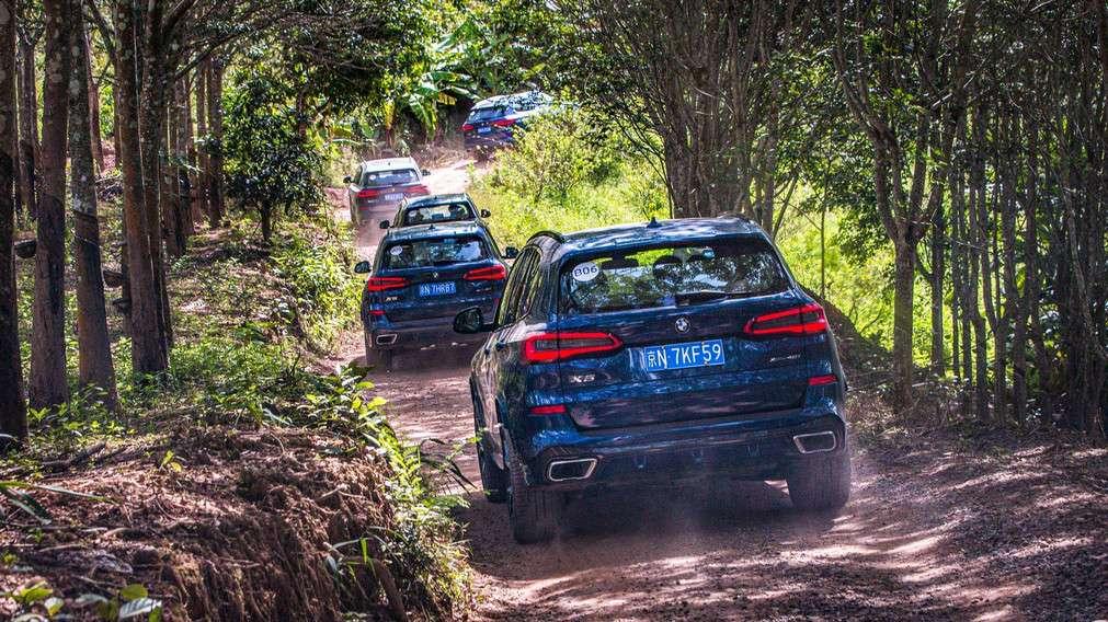 征服山脉,畅行雨林 2020 新BMW X5雨林体验季正式开启