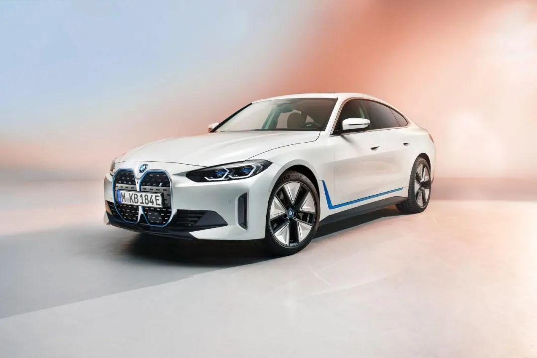 创新生态可持续丨宝马i4全球首发,开启纯电四门轿跑新时代