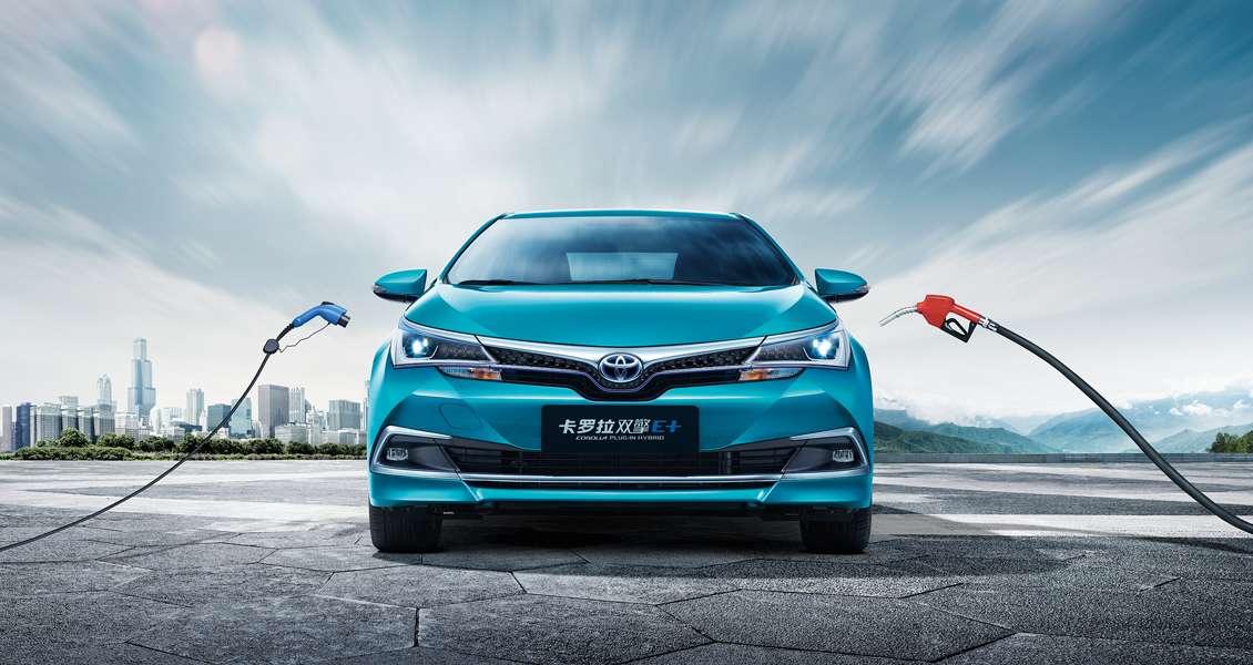 一汽丰田首款新能源车,卡罗拉双擎E+怎么样?