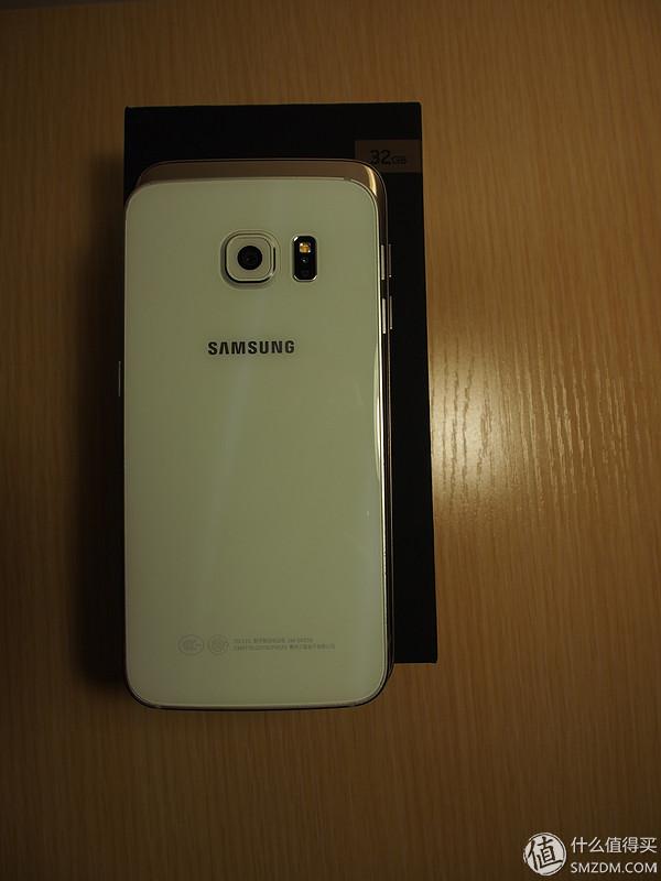 年度旗舰!SAMSUNG 三星 Galaxy S7 edge 开箱