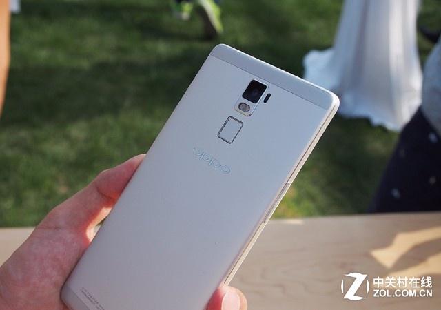 6英寸屏照相手机 OPPO R7 PLUS真机赏