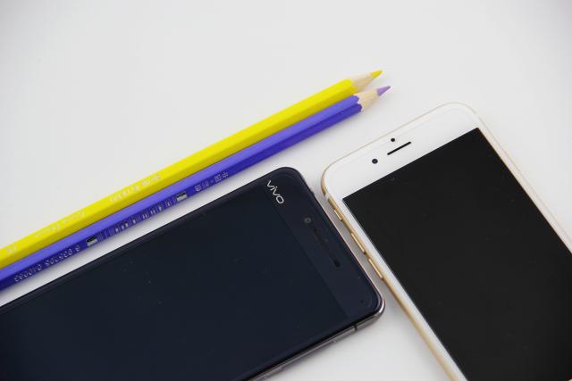 vivo X5Pro拆箱感受:与iPhone拼长相