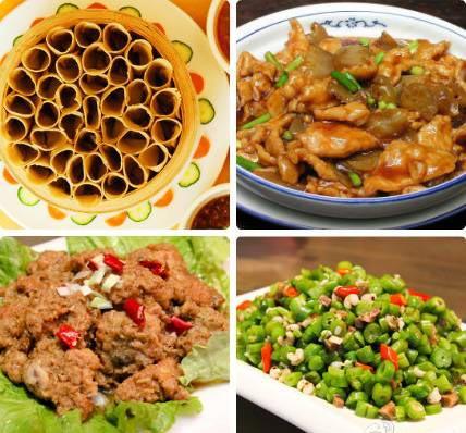 谁说山西只有面,带你看看什么是正宗晋菜 晋菜菜谱 第2张
