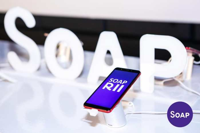 糖块公布全屏手机SOAP R11 标价899元你买還是不买?