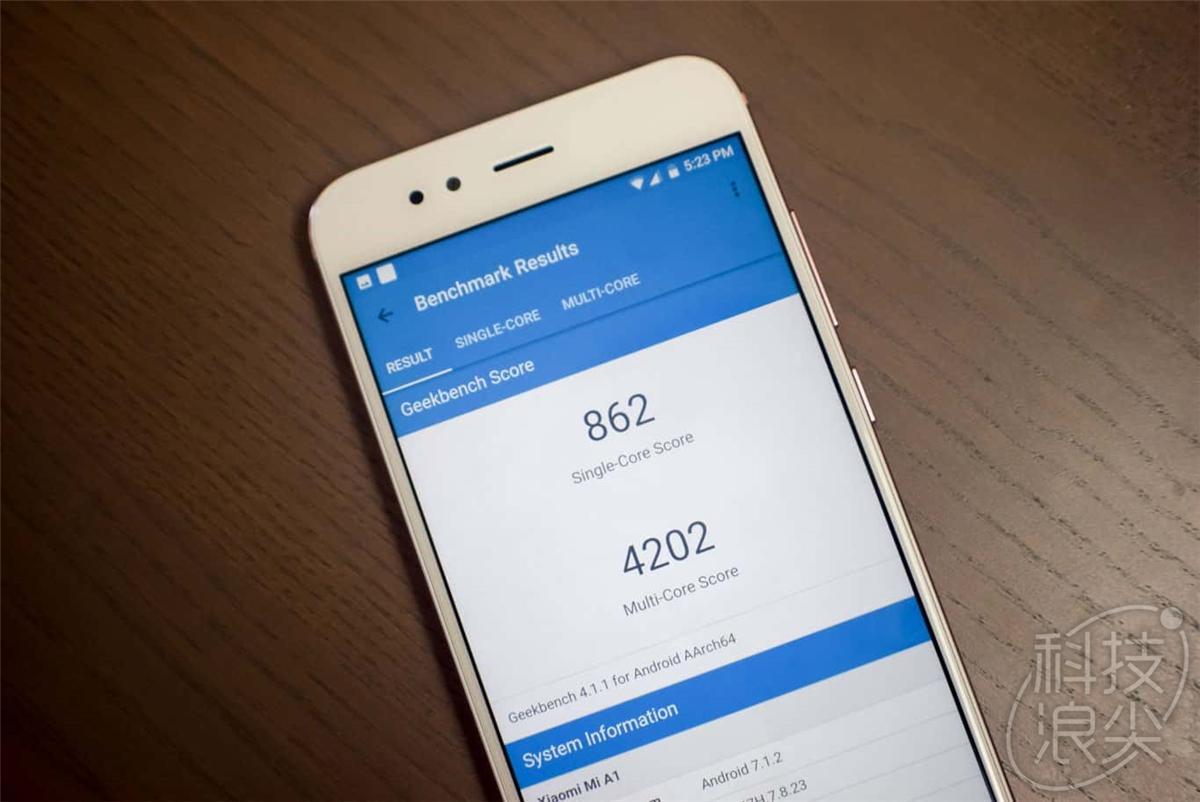 权威性外国媒体评比最好Android One机器设备——小米手机A1