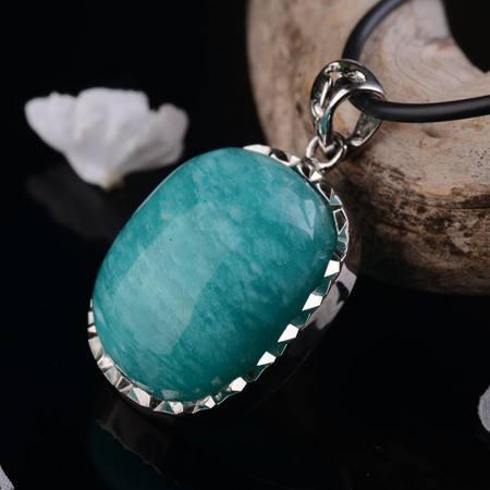 """""""赌桌上的幸运石""""——天河石,貌似翡翠,价如水晶"""