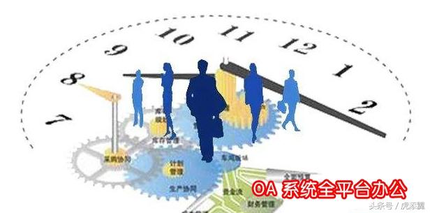 OA系统深度解析:OA办公系统16个基础功能模块详解