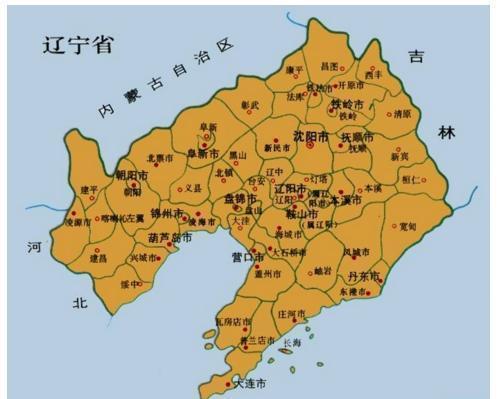 """辽宁省唯一以""""州""""命名的县级市,人口超70万!"""