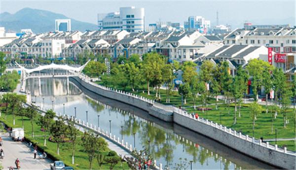 浙江一个县,县名很富哲理,人口近50万