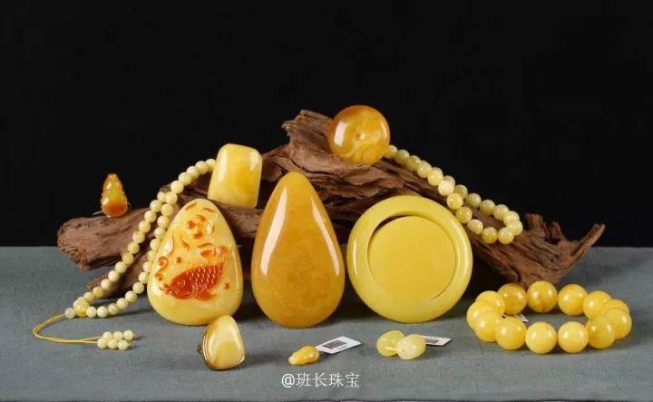「收藏」史上最全琥珀蜜蜡知识,你想知道的这里都有!