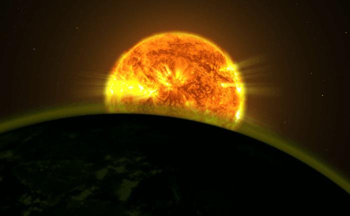 使用大气信标搜寻外星生命的迹象?