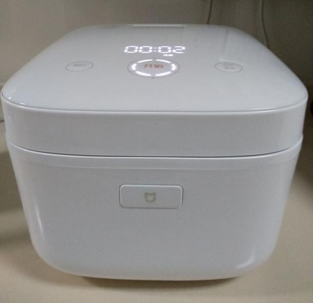 小米手机399元IH智能电饭煲初尝